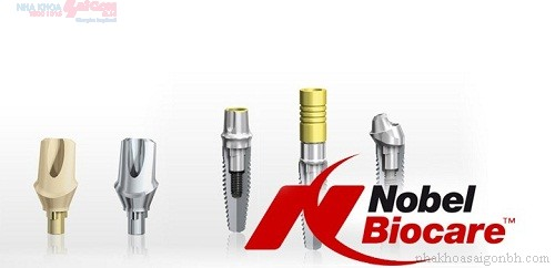 Implant nobel biocare